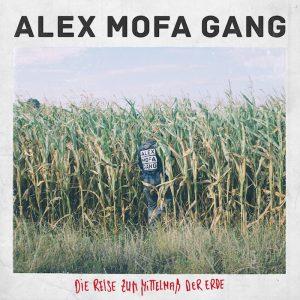 Alex Mofa Gang_Die Reise zum Mittelmaß der Erde_Single_klein