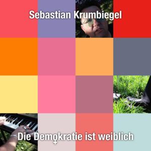 EP Cover Sebastian Krumbiegel - DDIW