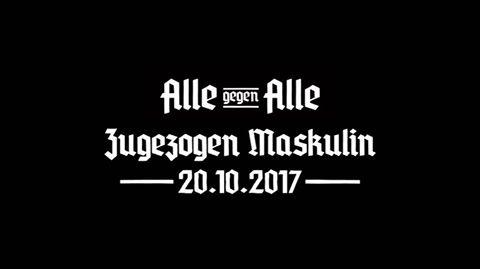Neues Album von Zugezogen Maskulin am 20.10.2017!
