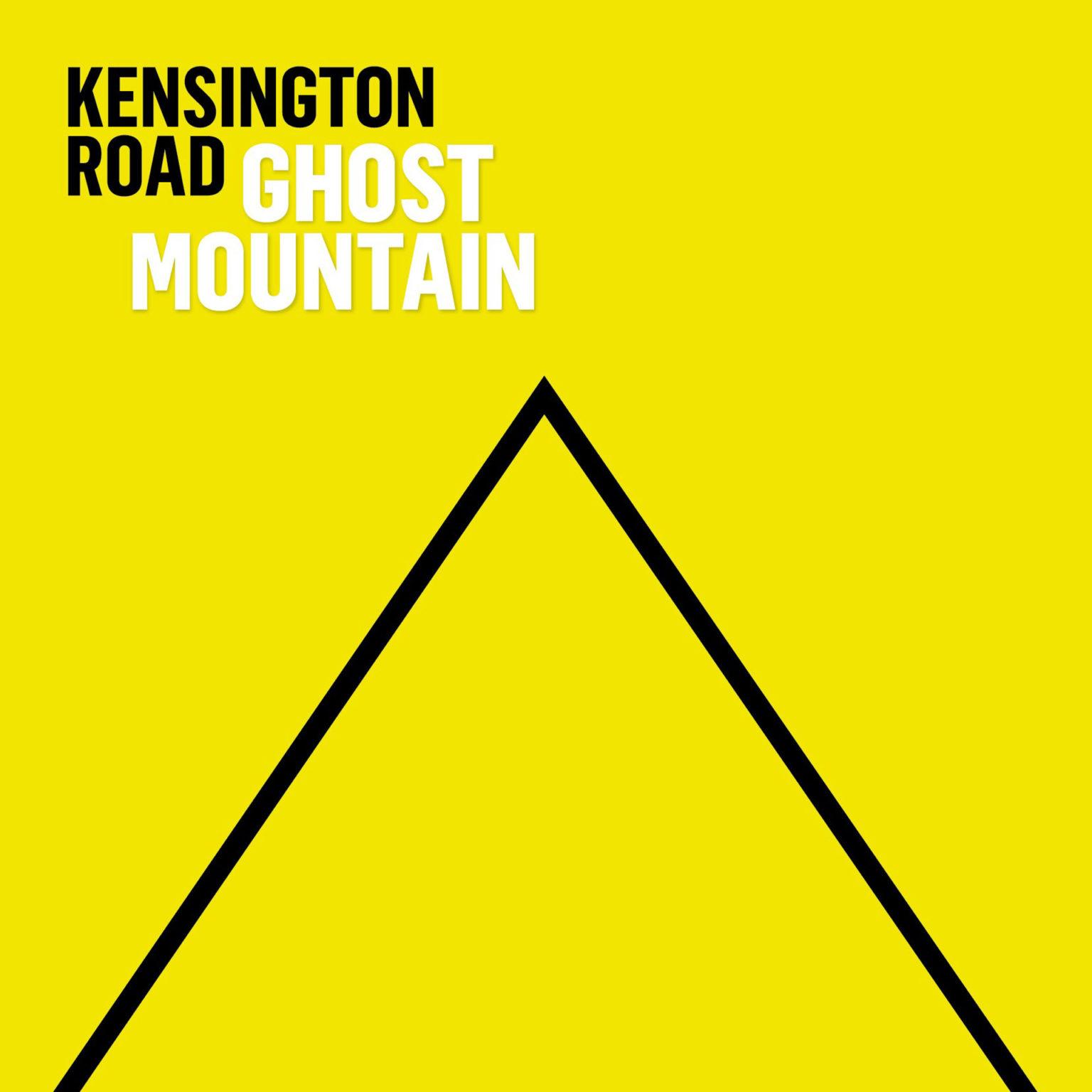 Kensington Road - Ghost Mountain Cover - s'läuft! Radio-Promotion
