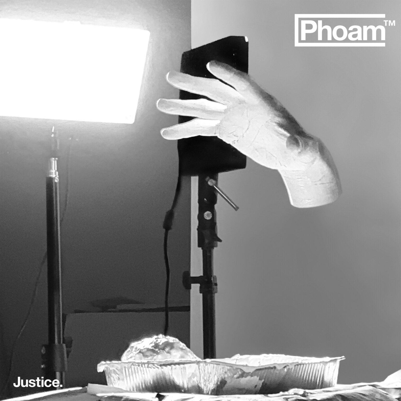 Phoam - Single - Justice - s'läuft! Radio-Promotion
